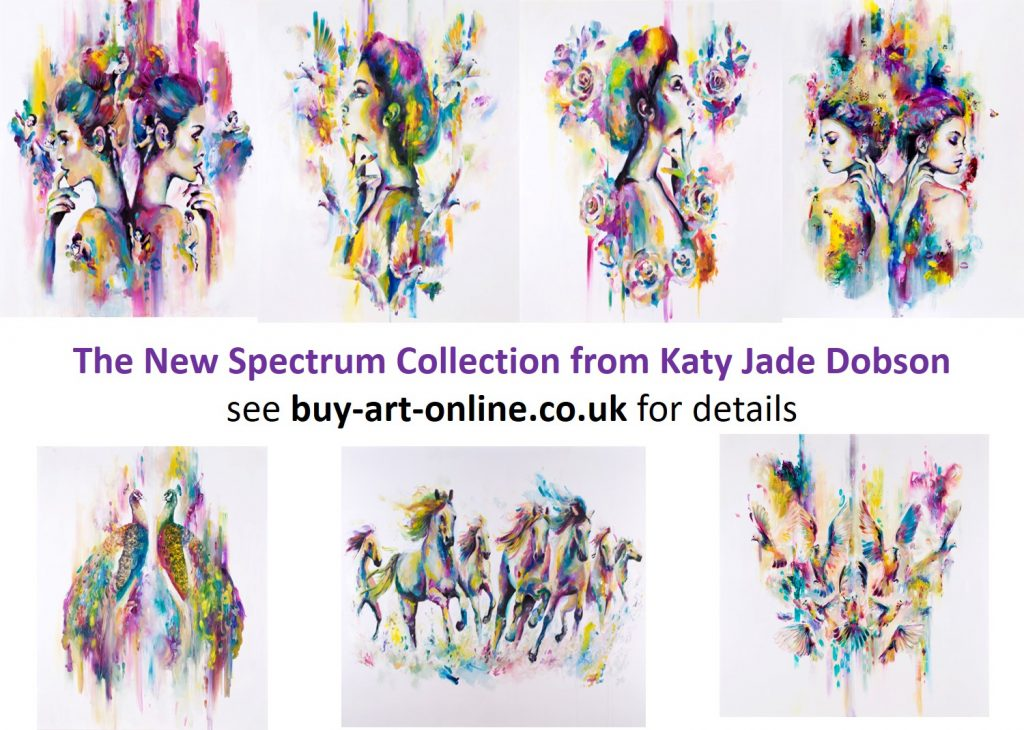 Katy Dobson limited edition wildlife and figures