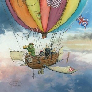 DB-MrToad&Moleys Fantastic Flying Machine 76x76 400