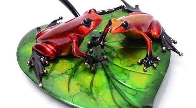 Mi Amor – The Valentines Frog