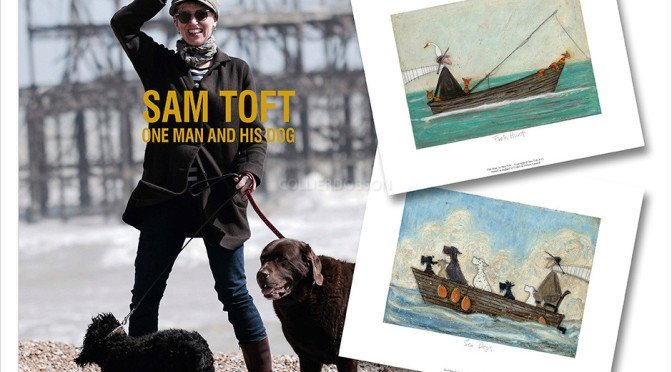 Sam Toft – One Man and His Dog – Now Here !