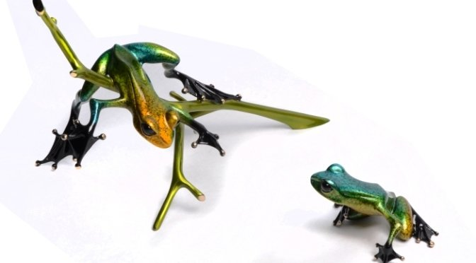 The UK Show Frogs – Apollo & Aerial