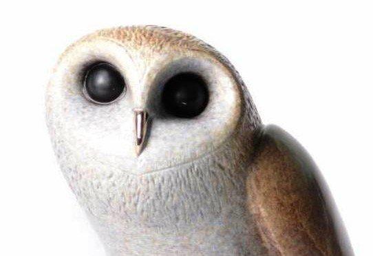 Churchill – The New Owl Sculpture