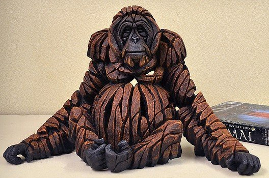 Orangutan – The Latest Edge Sculpture