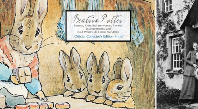 New Illustrations from Beatrix Potter
