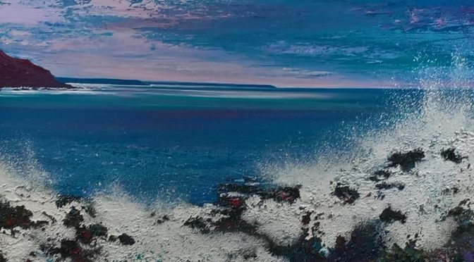 Waves Crash from John Connolly