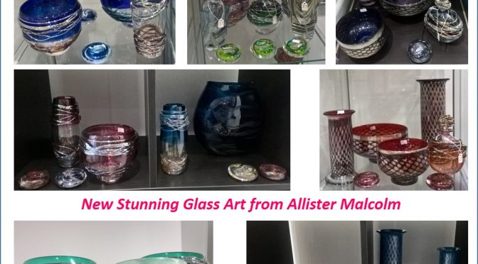 New Contemporary Glass Art