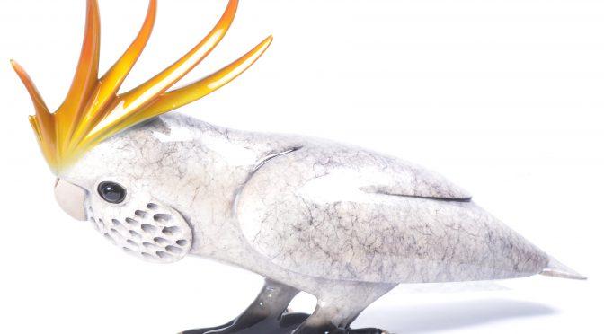Caruso – A Cockatoo !