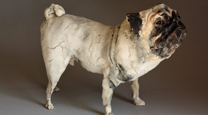 Ostinelli & Priest's amazing sculptures of dogs