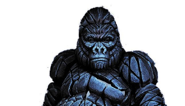 Now available – New Sitting Gorilla
