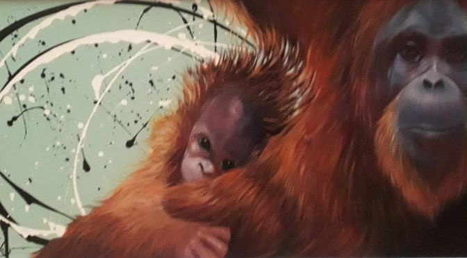 Orangutans – We Are Family