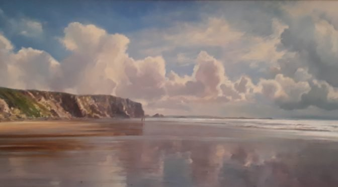 Cornwall Beach Paintings