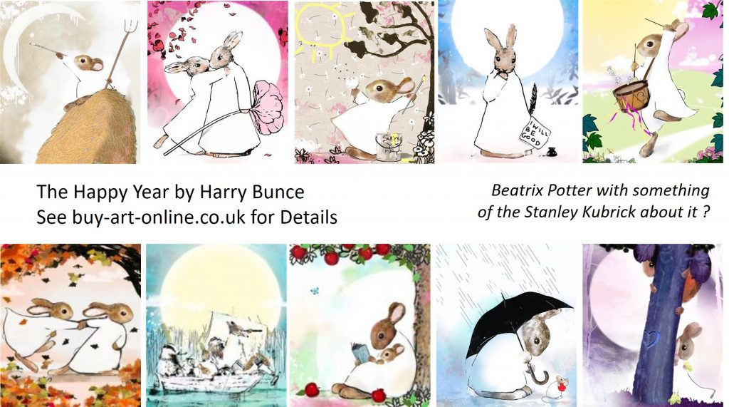 harry bunce limite editions
