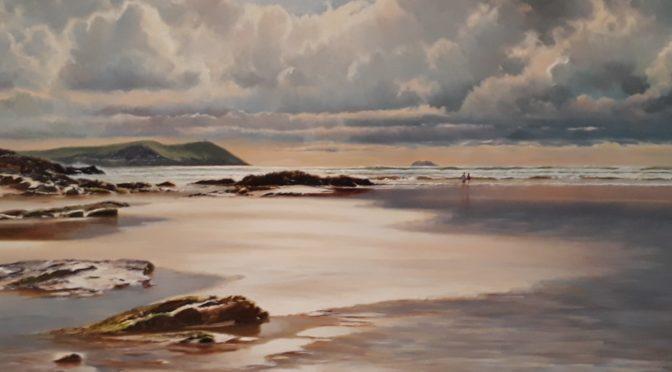 Original Cornish Beach Paintings