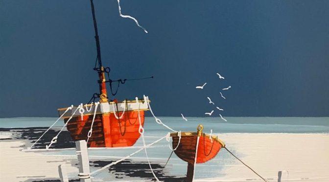 Original Boat Scenes
