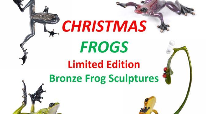 A frog For Christmas ?