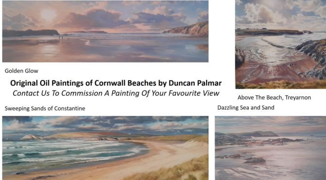 Local Beach Paintings